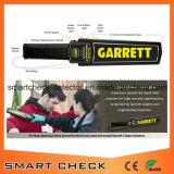 Zelfde zoals de Originele Super Hand van de Scanner Garrett - de gehouden Detector van het Metaal van de Detector van het Metaal Draagbare