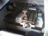 線形ガイド・レールが付いているHg30 CNCの旋盤機械