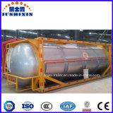 24 Cbm ISO-chemischer ätzender giftiger Becken-Behälter