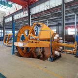Cadena de producción del cable de alambre de cobre