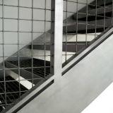 Semelles d'escalier galvanisées de plongement chaud