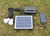 Kampierende Sonnensystem-Solarbeleuchtung-Installationssätze 300W