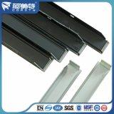 6063 perfis de alumínio anodizados T5 para o frame de painel solar do sistema de energia