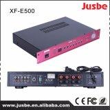Xf-E500 4は教授フィールドのためのプロアンプ2*65Wを出力した