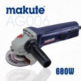 Makute 100/115mm 각 분쇄기 전력 공구 (AG006)