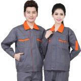 Revestimento uniforme do trabalho do Workwear da segurança dos homens da roupa da fábrica