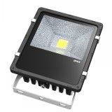 riflettore chiaro impermeabile della garanzia 50W del riflettore di cinque anni LED della PANNOCCHIA LED