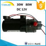 водяная помпа Dcmicro насоса диафрагмы 12V 80W 3L/Min высоконапорная микро-