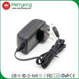 La marque de Merryking Mur-Montent l'adaptateur de 12V 1A nous adaptateur d'alimentation de la fiche AC/DC