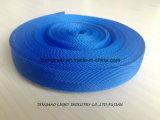 """1 """" Blau Heringbone pp. der Marine-900d gewebtes Material für Beutel"""