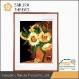 Картина покрашенная солнцецветом для гостиницы