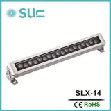 Arandela de la pared de IP65 18With24With36W LED impermeable (SLX-14)