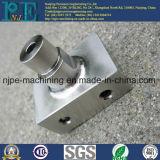 O bom cromo da precisão chapeou a forquilha feita à máquina CNC do metal