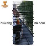 Bandana di pesca di modo degli accessori dei capelli stampato marchio su ordinazione di prezzi di fabbrica