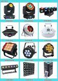 Indicatore luminoso capo mobile della lavata LED del fascio