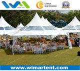 100 Seaters Hexagon-Zelt für Kirche-Aktivitäts-Begräbnis-Versammlungen