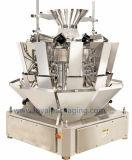 Pesador de la combinación de Multihead de 10 pistas para la panadería/desigual del globo/de carne de vaca/el pan
