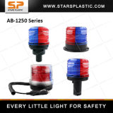 DC 12V Rouge et Bleu LED Traffic Rotate Strole Light
