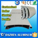 Kundenspezifisches Walzen-Blendenverschluss-Lautsprecher-Stumm-Aluminiumaluminiumprofil