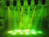 Iluminación de la etapa ligera del punto de DMX 90W LED