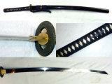 Espada japonesa hecha a mano Dotanuki Katana del samurai para el uso verdadero