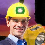 高品質、デジタルコードレス採鉱安全ヘッドライト
