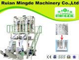 El solo doble del tornillo muere la máquina que sopla de la película principal del HDPE (MD-H2)