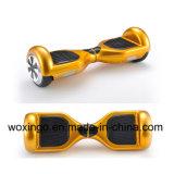 Scooter bon marché de la bonne qualité E des prix de couleur d'or