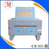 Máquina de estaca de borracha do laser da correção de programa (JM-960H-CCD)
