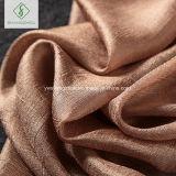 Heißes Leinen des Verkaufs-2017 der Dame-Fashion Scarf Holland mit glänzendem Schal