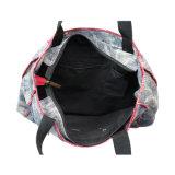 人および女性のアクセサリのための袋の灰色の霧のキャンバスデザイン