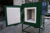 Horno de resistencia eléctrica de la fibra de cerámica del alúmina de la pureza elevada para la industria