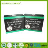 De vrije Koffie van Ganoderma van de Verpakking van de Doos van de Steekproef voor Dun Lichaam