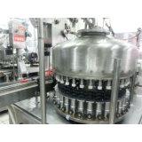 アルミホイルのシーリング機械で満ちることを洗うフルオートマチックPE/PP/HDPEのびん