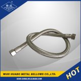 Manguito acanalado del metal flexible del acero inoxidable