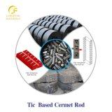 für hohe Mangan-Stahl-Hammer-Kopf-Abnützung-Teile Tic Einlagen