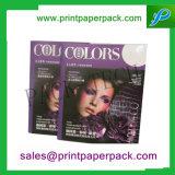 Servicio de impresión de encargo de lujo del folleto/del catálogo/del prospecto