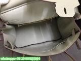 제조자 여자 형식은 회색 도마뱀 포장을 자루에 넣는다