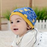 Pequeño sombrero del bebé de la cara del doble del monstruo 15012