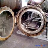 pleins composés d'automatisation de 1000X1500mm corrigeant l'autoclave pour l'usage de laboratoire