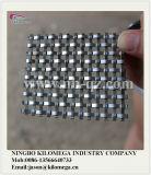 Maille d'écran de fil d'acier à haute limite élastique et écran de broyeur