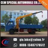 6t de mobiele Vrachtwagen Opgezette Vervaardiging van de Kraan met de Prijs van de Fabriek, de Kraan van de Vrachtwagen voor Verkoop