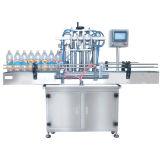 De la bebida del agua máquina de etiquetado linear automática de la máquina de rellenar por completo