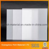 feuille légère en plastique de diffuseur du diffuseur Plate/LED de 2mm picoseconde pour l'éclairage