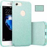 Caso macio Bling do Glitter ultra fino TPU de Iph7 para iPhone7 7plus