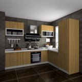 De Keuken Carrbient van de Melamine van het project