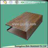 Soffitto falso di alluminio per esterno