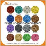 Покрашенные зерна частиц EPDM EPDM резиновый для напольного и крытого