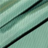 agua de 75D 240t y de la ropa de deportes tela tejida chaqueta al aire libre Viento-Resistente 100% de la pongis del poliester de la tela cruzada abajo (E228O)