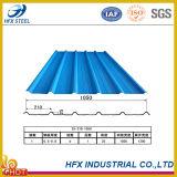 Farben-Stahlfliese Shandong-Hfx auf Verkauf